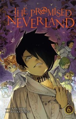 The Promised Neverland, Vol. 6, Volume 6