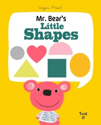 Mr. Bear's Little Shapes