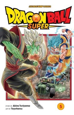 Dragon Ball Super, Vol. 5, Volume 5