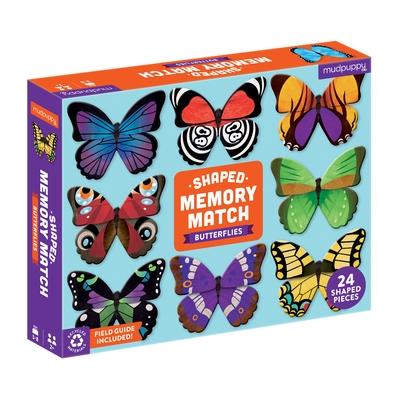 Memory Shaped Butterflies