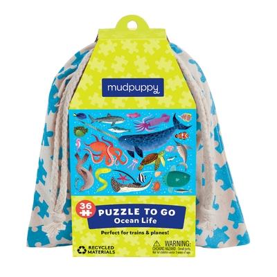 Puz 36 to Go Ocean Life