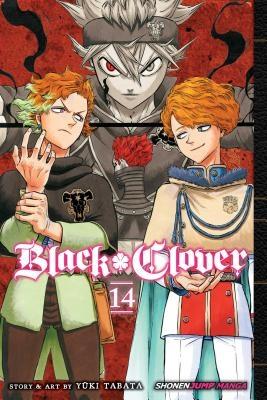 Black Clover, Vol. 14, Volume 14