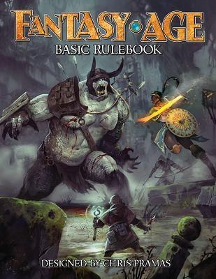 Fantasy Age Basic Rulebook