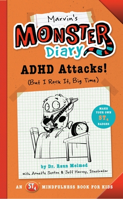 Marvin's Monster Diary