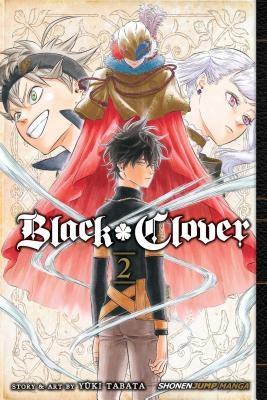 Black Clover, Vol. 2, Volume 2