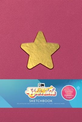 Steven Universe Deluxe Hardcover Blank Sketchbook