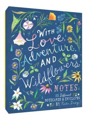 With Love, Adventure, and Wildflowers Notes