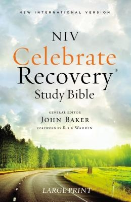 Celebrate Recovery Study Bible, Softcover