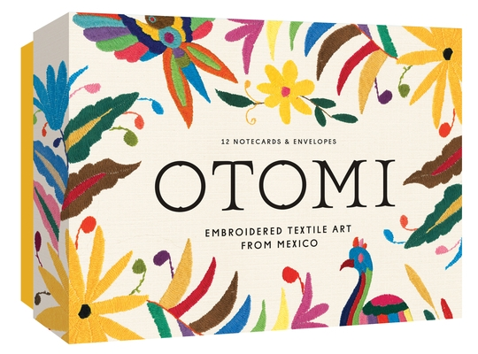 Otomi Notecards: Embroidered Textile Art from Mexico