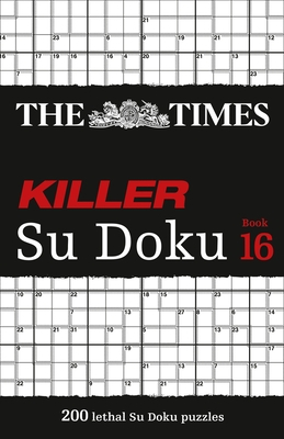 The Times Killer Su Doku: Book 16