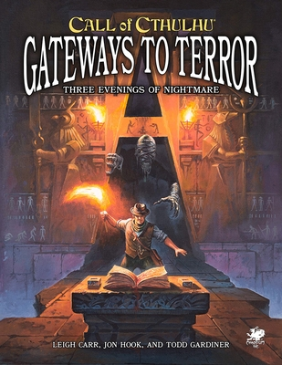 Gateways to Terror: Three Portals Into Nightmare