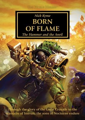 Born of Flame (the Horus Heresy), 50: The Hammer and the Anvil