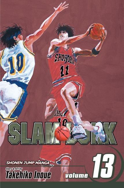 Slam Dunk, Volume 13