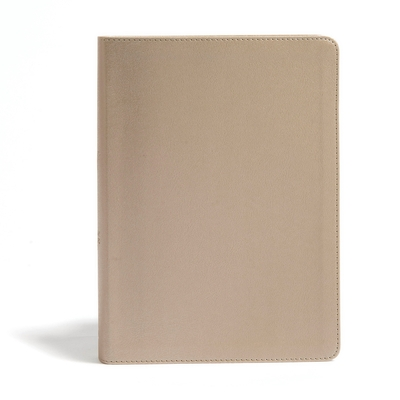 CSB She Reads Truth Bible, Champagne Gold Leathertouch, Indexed: Notetaking Space, Devotionals, Reading Plans, Easy-To-Read Font