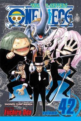One Piece, Volume 42: Pirates vs. Cp9