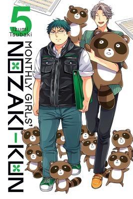 Monthly Girls' Nozaki-Kun, Vol. 5