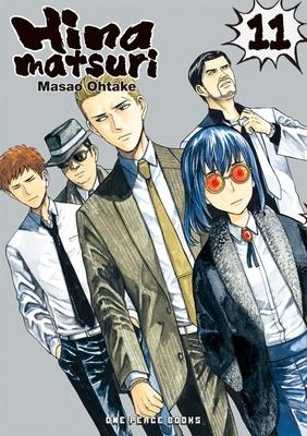 Hinamatsuri Volume 11