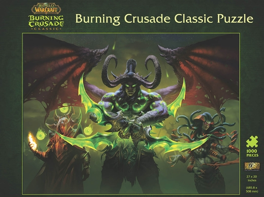 World of Warcraft: Burning Crusade Classic Puzzle