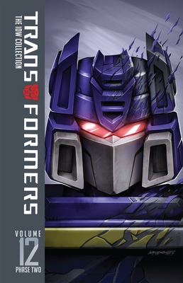 Transformers: IDW Collection Phase Two Volume 12