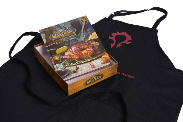 World of Warcraft: The Official Cookbook Gift Set [With Apron]