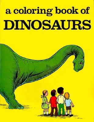 Dinosaurs Color Bk