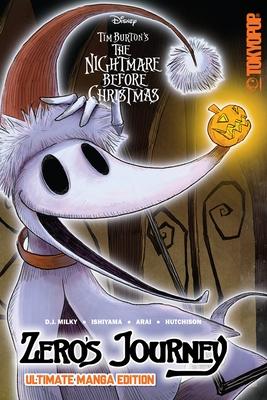 Disney Manga: Tim Burton's the Nightmare Before Christmas: Zero's Journey - Ultimate Manga Edition
