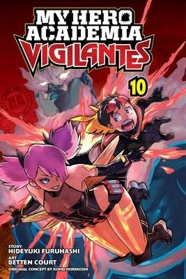 My Hero Academia: Vigilantes, Vol. 10