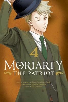 Moriarty the Patriot, Vol. 4