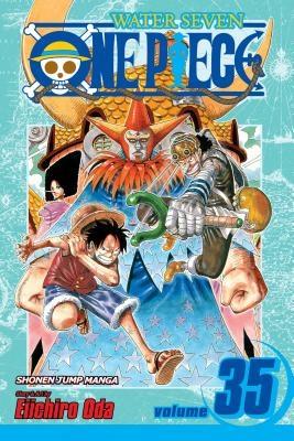 One Piece, Volume 35: Water Seven, Part 4