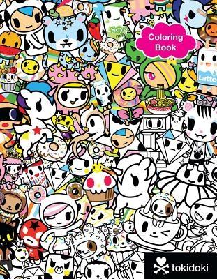 Tokidoki Coloring Book