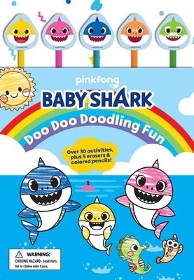 Baby Shark: Doo Doo Doodling Fun (Pencil Toppers)
