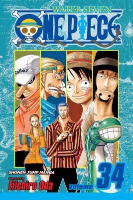 One Piece, Volume 34
