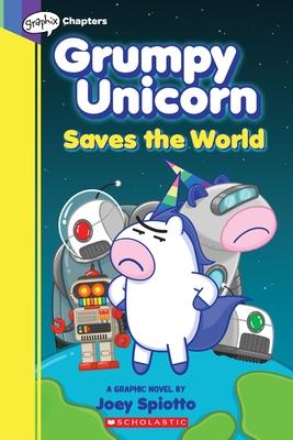 Grumpy Unicorn Saves the World (Graphic Novel #2), 2