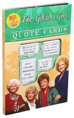 Golden Girls Quote Cards
