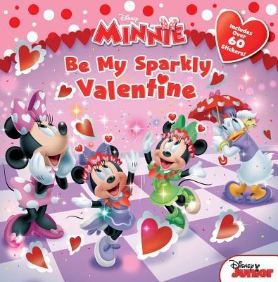 Minnie Be My Sparkly Valentine