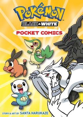 Pok?mon Pocket Comics: Black & White