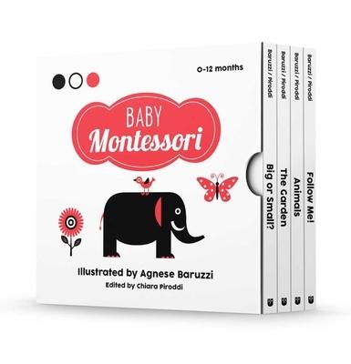 Baby Montessori Boxed Set