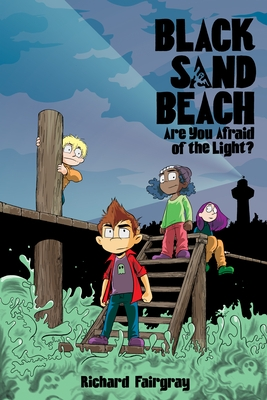 Black Sand Beach: Are You Afraid of the Light?