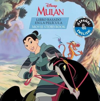 Disney Mulan: Movie Storybook / Libro Basado En La Pel?cula (English-Spanish)