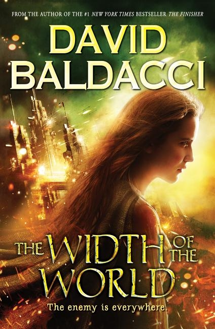 The Width of the World (Vega Jane, Book 3), 3