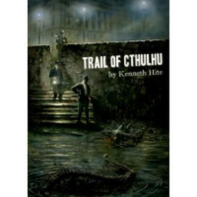 Trail of Cthulhu RPG