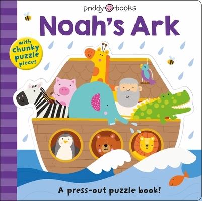 Puzzle and Play: Noah's Ark: A Press-Out Puzzle Book!