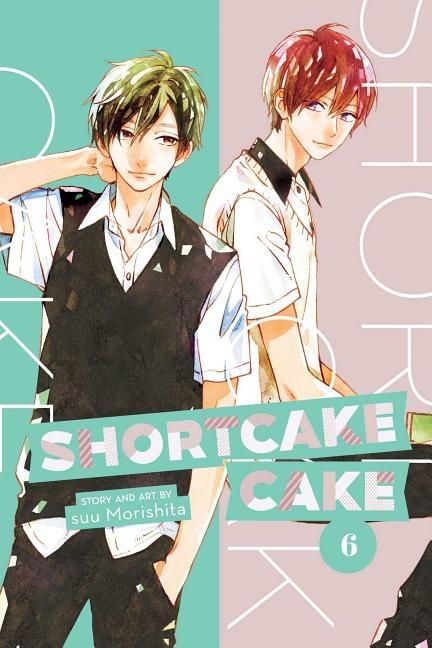 Shortcake Cake, Vol. 6, 6