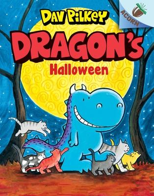 Dragon's Halloween: An Acorn Book (Dragon #4) (Library Edition), 4