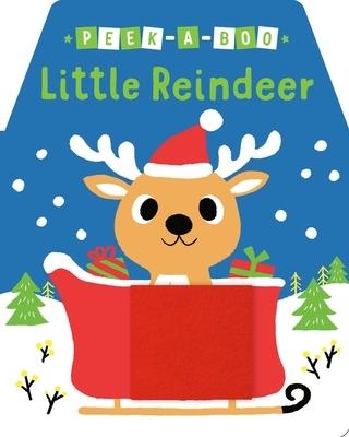 Peek-A-Boo Little Reindeer