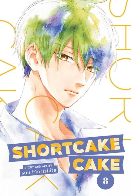 Shortcake Cake, Vol. 8, 8