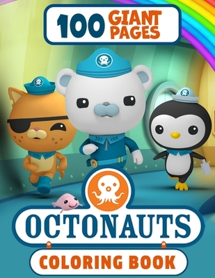 The Octonauts Coloring Book: Super Gift for Kids and Fans - Great Coloring Book with High Quality Images