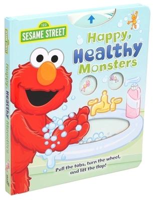 Sesame Street: Happy, Healthy Monsters