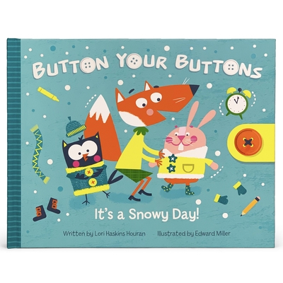 Button Your Buttons: It's a Snowy Day!