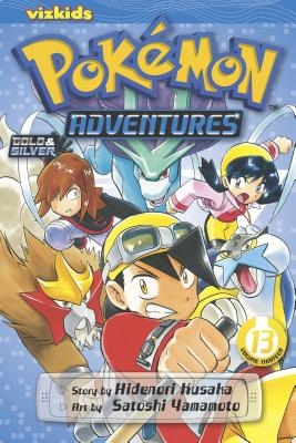Pok?mon Adventures (Gold and Silver), Vol. 13